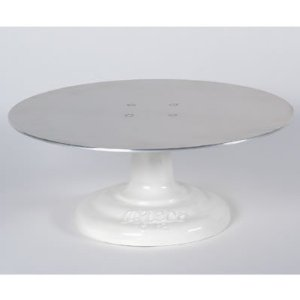 Revolving Cake Decorating Plate