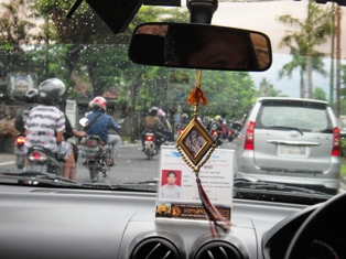 Bali - Ride to hotel