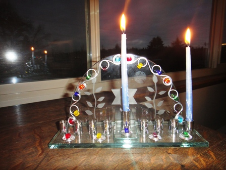 1st Night Chanukah