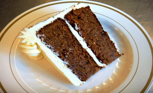 Easy Double Layer Carrot Cake