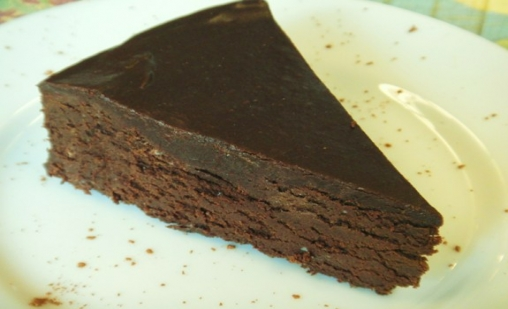 Flourless chocolate cake recipes passover