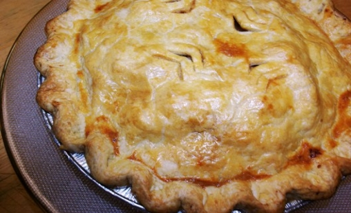 Old-Fashioned Apple Pie | Kosher Recipes